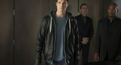 REPLAY - The Tomorrow People (NT1) : les pouvoirs surnaturels de Robbie Amell